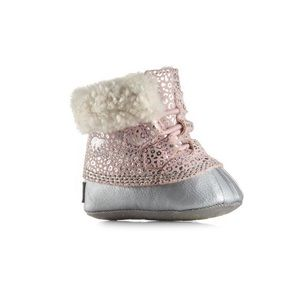 Gift Idea Sorel BN Baby Carbibootie Warm boot 1